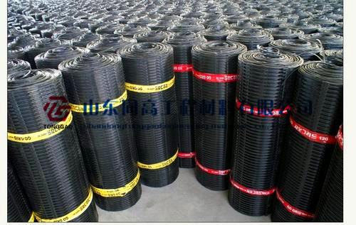 HDPE聚乙烯单向土工格栅,单向土工格栅